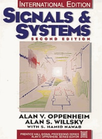 Deedr.fr Signals & Systems. - 2nd edition Image