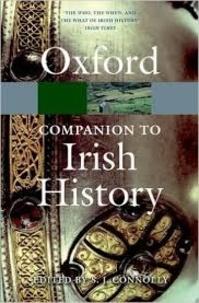 Histoiresdenlire.be The Oxford Companion to Irish History Image