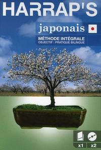 S Kaiser et H. J. Ballhatchet - Harrap's Japonais - Méthode intégrale. 2 CD audio