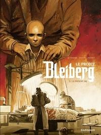 S. Khara et Serge Le Tendre - Le Projet Bleiberg - tome 3.