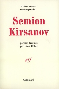 S Kirsanov - Poèmes.