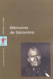 S-M Barrett et  Geronimo - Mémoires de Géronimo.