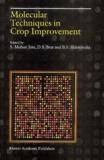 S Mohan-Jain et D-S Brar - Molecular Techniques in Crop Improvement.