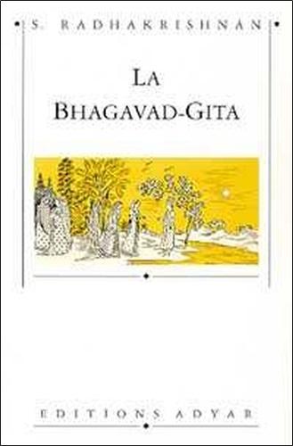S Radhakrishnan - La Bhagavad-Gita.