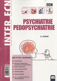 S. Sange - Psychiatrie Pédopsychiatrie.