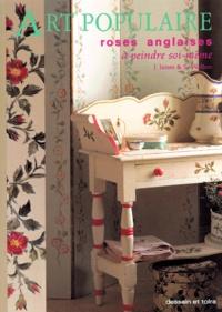Art populaire - Roses anglaises à peindre soi-même.pdf