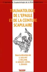 Traumatologie de lépaule et de la ceinture scapulaire. 7ème journée de Traumatologie de la Pitié-Salpétrière.pdf