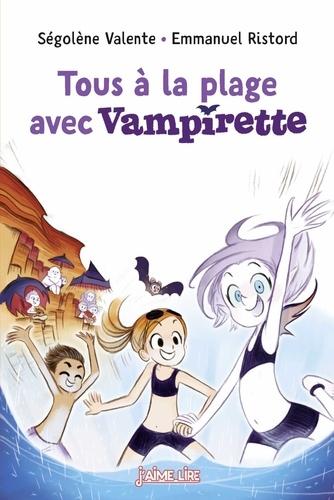 Tous à la plage avec Vampirette !