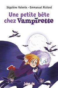 SÉGOLÈNE VALENTE - Vampirette, Tome 01.