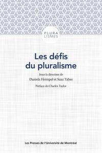 Saaz Taher et Daniela Heimpel - Les défis du pluralisme - Au-delà des frontières de l'altérité.