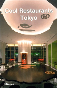 Sabina Marreiros - Cool Restaurants Tokyo.