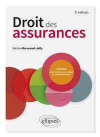 Sabine Abravanel-Jolly - Droit des assurances.
