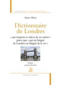 Goodtastepolice.fr Dictionnaire de Londres -