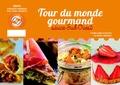 Sabine Amadieu - Tour du monde gourmand.