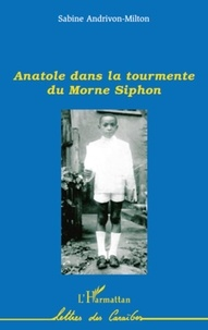 Sabine Andrivon-Milton - Anatole dans la tourmente du Morne Siphon.