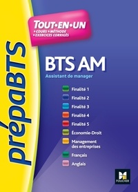 Tout-en-un BTS Assistant de manager (AM) - Sabine Bailleul | Showmesound.org