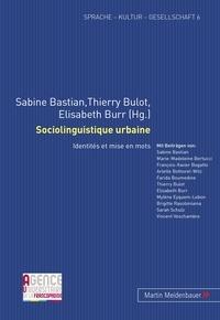 Sabine Bastian - Sociolinguistique urbaine - Identités et mise en mots.