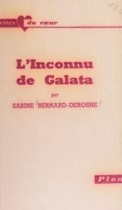 Sabine Bernard-Derosne et Sabine Berritz - L'inconnu de Galata.