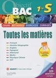Sabine Bobée - Toutes les matières 1re S.