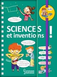 Sabine Boccador - Dis-moi ! Sciences et inventions !.