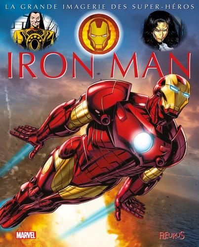 Sabine Boccador - Iron Man.