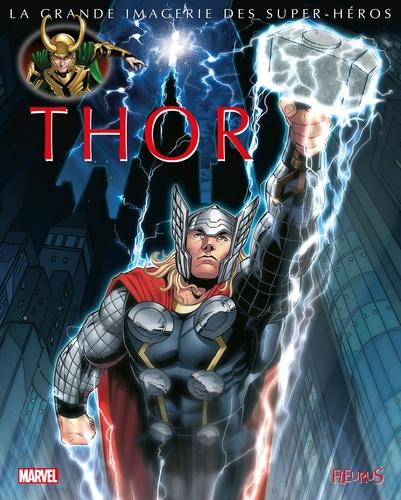 Thor. Avec un poster