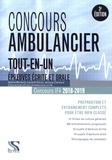 Sabine Bonamy et Jérôme Clément - Concours ambulancier tout-en-un.