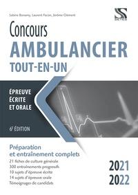 Sabine Bonamy et Laurent Facon - Concours ambulancier.