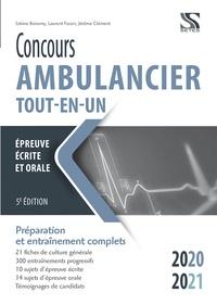 Sabine Bonamy - Concours ambulancier - Tout-en-un.