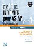 Sabine Bonamy et Jérôme Clément - Concours infirmier pour AS-AP - Epreuve de sélection.