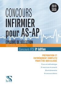 Galabria.be Concours infirmier pour AS-AP - Epreuve de sélection Image