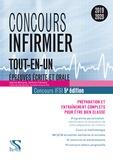 Sabine Bonamy et Jérôme Clément - Concours infirmier.