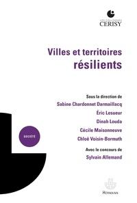 Sabine Chardonnet-Darmaillacq et Eric Lesueur - Villes et territoires résilients.