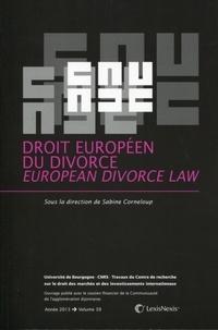 Deedr.fr Droit européen du divorce Image