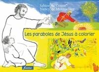 Sabine de Coune et Nancy de Montpellier - Les paraboles de Jésus à colorier.