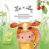 Sabine Delimal - Zoé et Léon. 1 CD audio