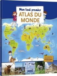 Sabine Elissée et Manu Surein - Mon tout premier atlas du monde.