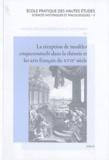 Sabine Frommel et Flaminia Bardati - La réception de modèles cinquecenteschi dans la théorie et les arts français du XVIIe siècle.