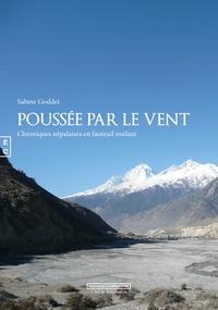 Sabine Goddet - Poussée par le vent.