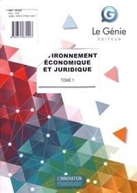 Environnement économique et juridique - Tome 1.pdf