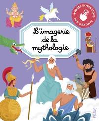 L'imagerie de la mythologie - Sabine Jourdain |