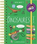 Sabine Jourdain - Les dinosaures !.