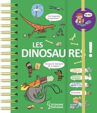 Sabine Jourdain - Les dinosaures.
