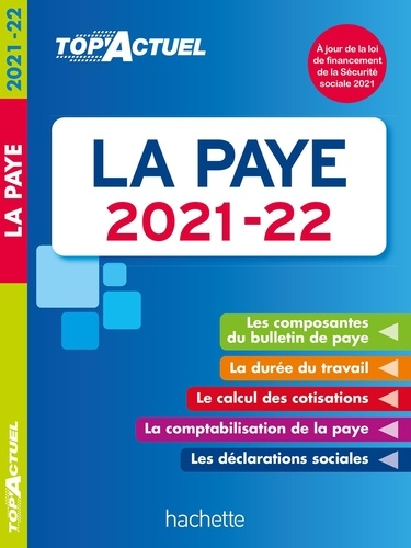 La paye  Edition 2021-2022