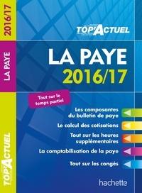 Sabine Lestrade - TOP Actuel La Paye 2016/2017.
