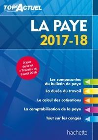 Top'Actuel La Paye 2017/2018 - Sabine Lestrade - Format PDF - 9782017858676 - 3,99 €