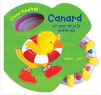 Sabine Lohf - Canard et ses objets préférés.
