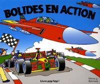 Sabine Minssieux - Bolides en action.