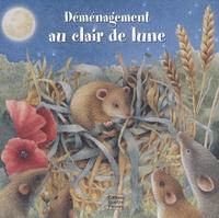 Sabine Minssieux et Maggie Kneen - Déménagement au clair de lune.