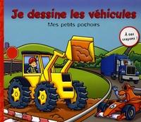 Sabine Minssieux - Je dessine les véhicules.